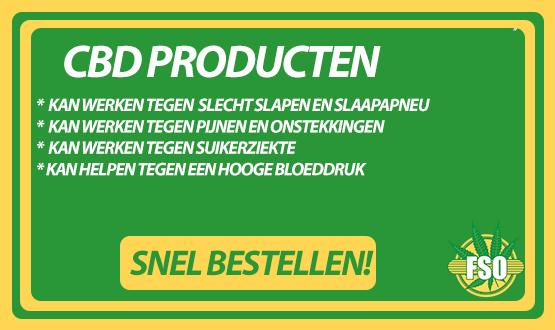 CBD producten kopen