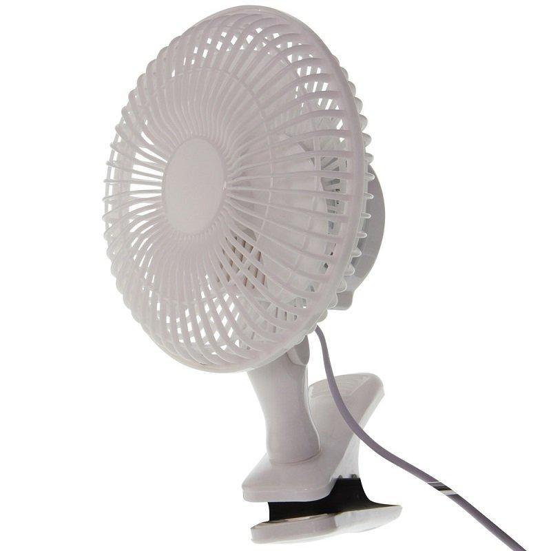 ventilator tegen de geur van wiet