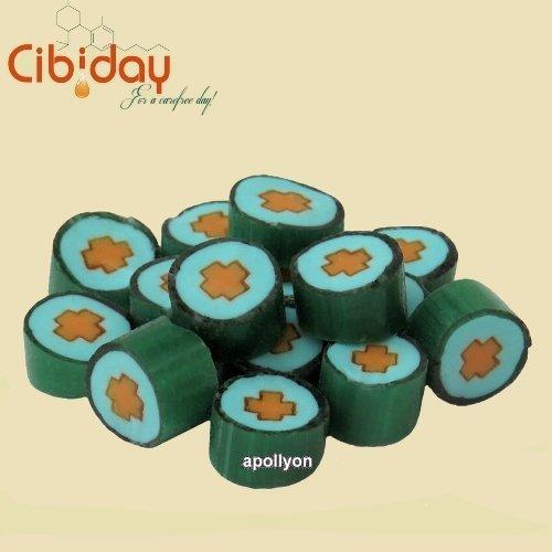 Cibiday CBD candy get well soon