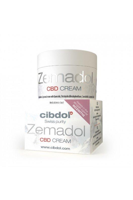 Cibdol CBD Zemadol crème